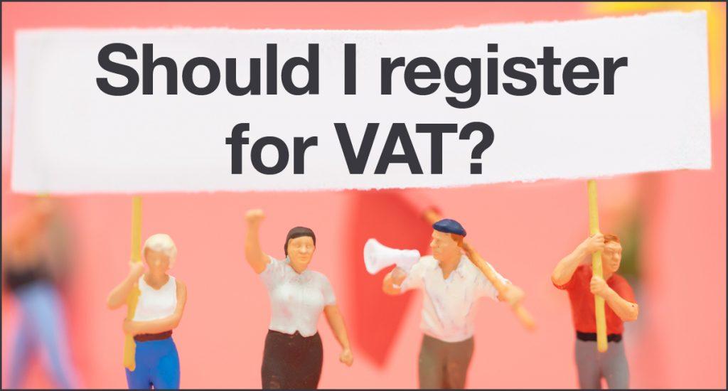 Should I register for VAT? | Rivington Accounts