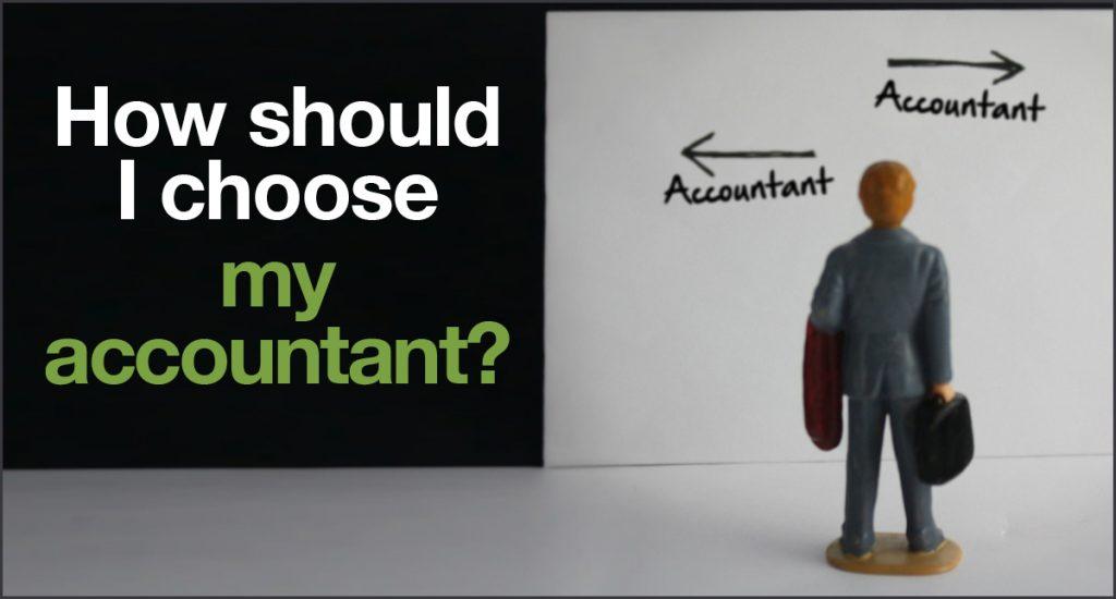 How should I choose my accountant? | Rivington Accounts