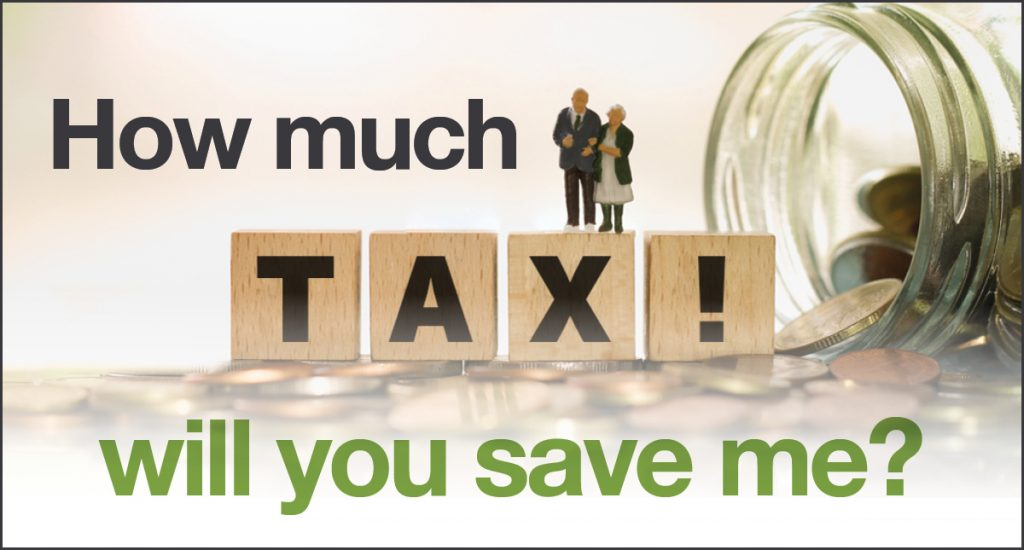 How much tax will you save me? | Rivington Accounts