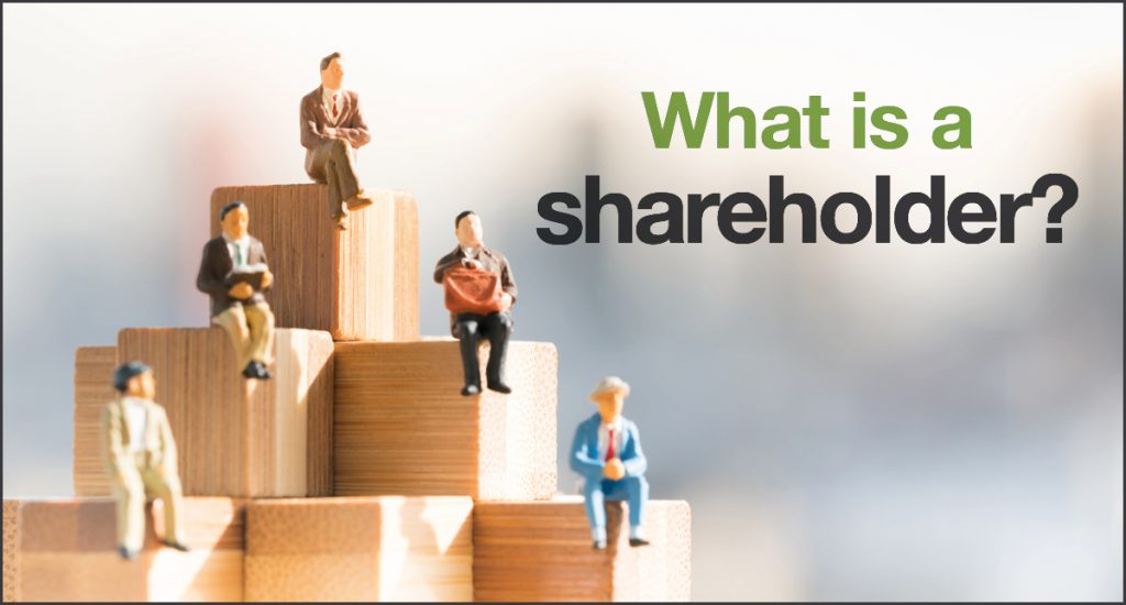 What is a shareholder? | Rivington Accounts