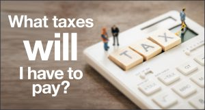 What taxes will I have to pay? | Rivington Accounts